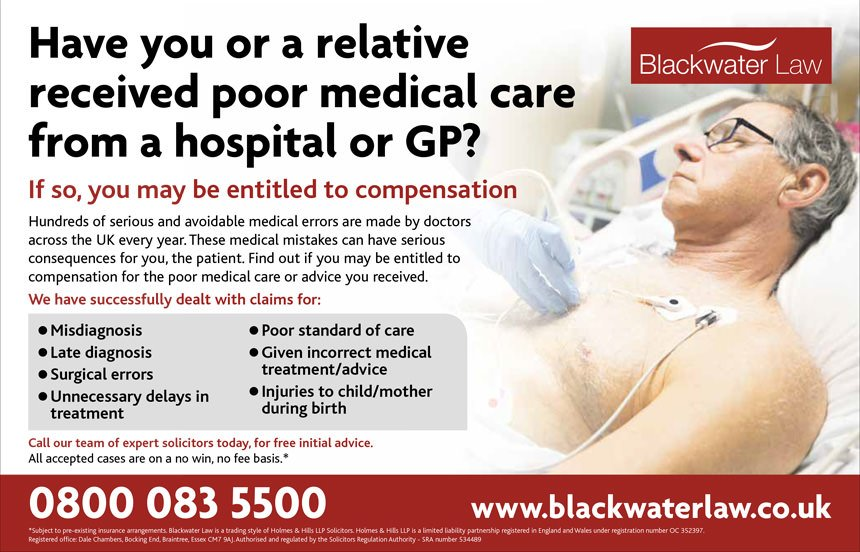 Blackwater Law Medical Negligence - Lavery Rowe: Digital Marketing