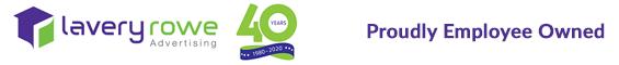 Lavery Rowe: Digital Marketing & Advertising Agency | London & Birmingham